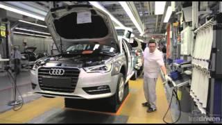 Audi A3 Production, Ingolstadt plant