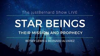Star Beings - Betsey Lewis on TJBS