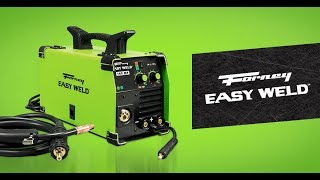 Unboxing the Forney Easy Weld 140 MP Multi-Process Welder