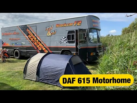 DAF Motorhome Stockcar VW Käfer