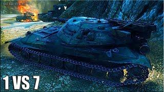 Объект 705А против 7 🌟 медаль Пула 🌟 World of Tanks лучший бой на новом тт 10 уровня СССР