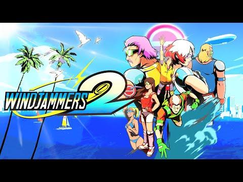 [PC] Windjammers 2 - Open Beta (gameplay - 60FPS)