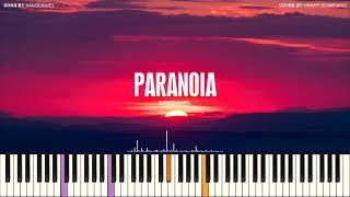 강다니엘(KANGDANIEL) - PARANOIA PIANO COVER
