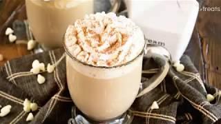 White Chocolate Latte Recipe
