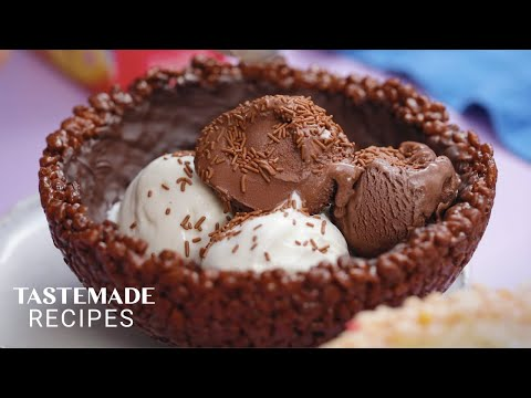 Ice Cream For Breakfast?! Tastemade