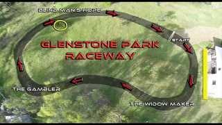Racing Quadcopter Racetrack (Walkera QR X350)