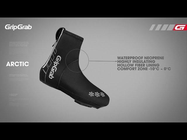 GripGrab Arctic skoöverdrag title=