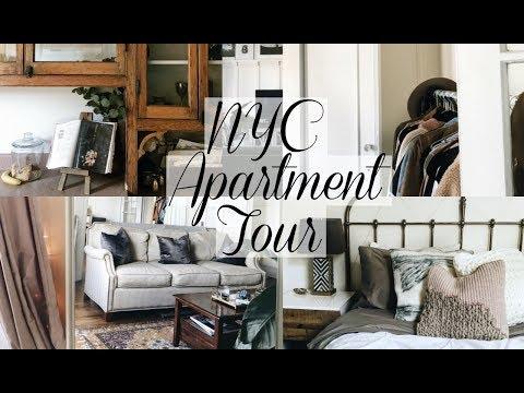 NEW NYC APARTMENT TOUR | Easy Decor Ideas
