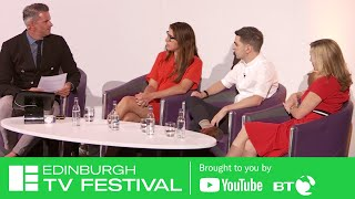 Creatives Vs Computers, Are You Smarter Than A Robot? | Panels | Edinburgh TV Festival 2018
