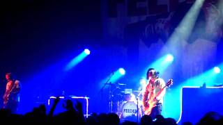Feeder - White Lines (Live) - Roundhouse London 20 February 2011