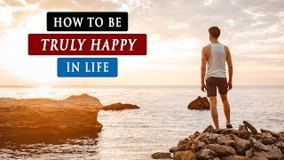 How to STAY HAPPY and POSITIVE in LIFE  as a Christian?