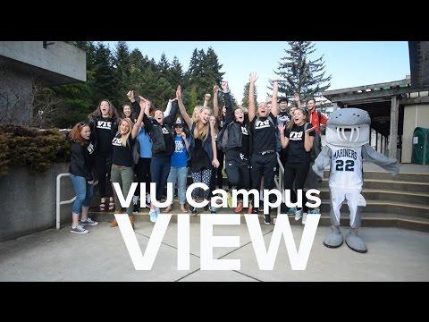 VIU Campus View - April 13, 2016
