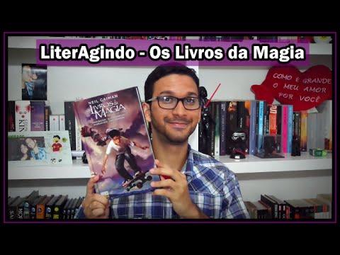 LiterAgindo - Crítica Os Livros da Magia
