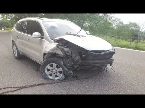 Two Persons Injured in Cayo Traffic Accident