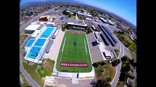 FPV Drone Flight at Southwestern College in Chula Vista