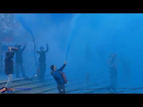 """""""Nacional vs 1913 - Recibimiento del CAMPEON URUGUAYO 2014/2015"""" Barra: La Banda del Parque • Club: Nacional"""