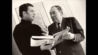 Schubert - Frühlingstraum - Fischer-Dieskau / Moore Prades 1955