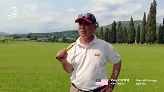 John Cortese - Baseball Manager & Golf Pro