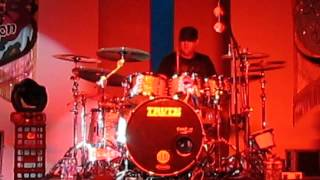 Jimmy Vegas Tanner of ApologetiX Drum Solo LIVE in Columbia Maryland