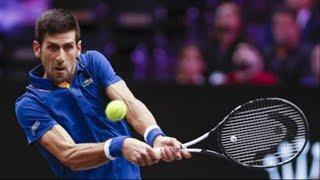 Notizie calde: Tennis, Laver Cup: Djokovic si arrende ad Anderson, Europa avanti 7-5
