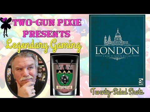 Twenty-Sided Shots 026 - London by Osprey Games