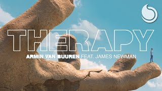 Armin Van Buuren Ft. James Newman   Therapy (Official Audio)