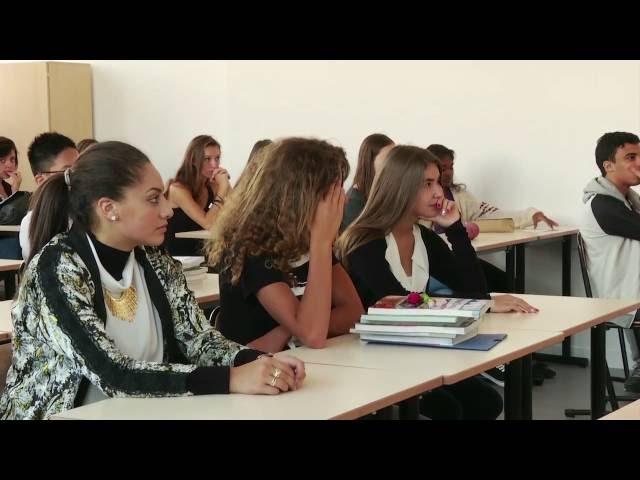Trophées des EPL 2015 - Lycée Germaine Tilion au Bourget (93)