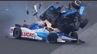 TERRIFYING Motorsport Crash Compilation   NO FATAL   *Pure Sound*   2017