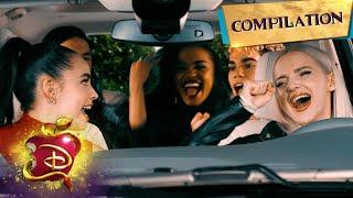 Every CARscendants Music Video Ever! 💥| Compilation | Descendants 3