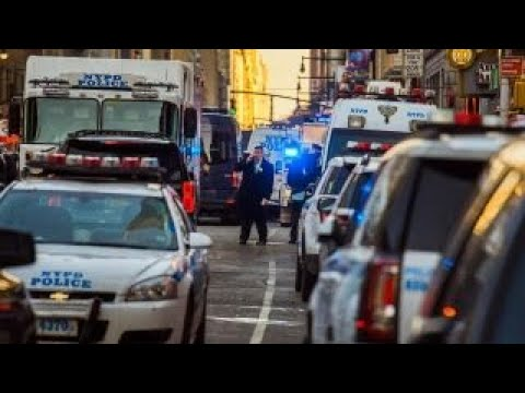 Eric Shawn reports: Another 'ISIS insipred' NY terror attack