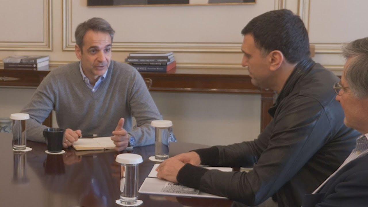 Κυρ. Μητσοτάκης: Ήμασταν έτοιμοι για την αντιμετώπιση του κοροναϊού – Έχουμε σχέδιο