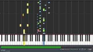 Aerodynamic - Daft Punk [MIDI]