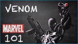 Bonded to an Alien Symbiote - Venom