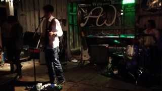 Good Love Is On The Way- John Mayer Trio Cover- Andrew Williams Band