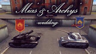 Mia's and Archy's Wedding | Танкосвадьба | Tanki Online