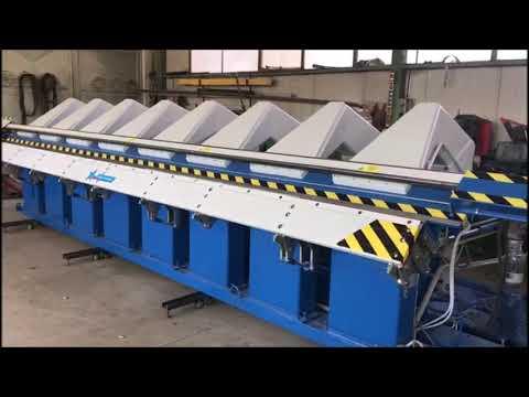 CNC Folding Machine ZAKO OHP-2-6/8 2008
