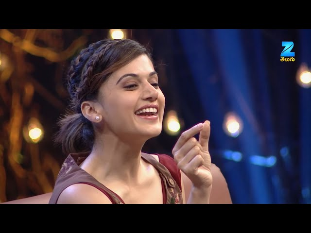 Konchem Touch Lo Unte Chepta – Episode 11 – 9th July 2017 – Taapsee Pannu