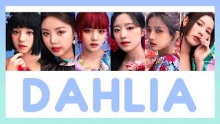 [THAISUB] (G)I-DLE - DAHLIA #เล่นสีซับ