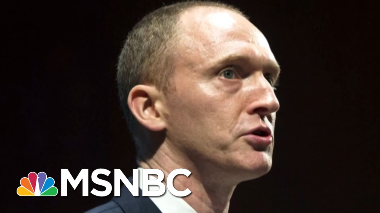 The Latest On The Top-Secret FISA Warrant That Was Made Public | Velshi & Ruhle | MSNBC thumbnail