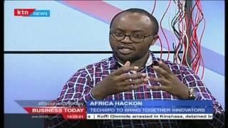 BusinessToday: Africa Hackon 26th July 2016