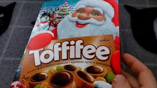У Макса 1,35 тыс. подписчиков КОНФЕТЫ ТОФИФИ / TOFFIFEE - ну, оОчень вкусные! Бомбический молочный шоколад в конфетах ТОФИФИ |TOFFIFEE| Очень  вкусные вкусняшки на семейном столе.  Просто покупать, вынать из коробки и выкладывать