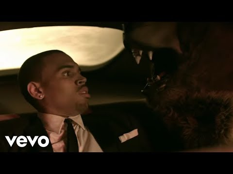 Chris Brown - Turn Up The Music video