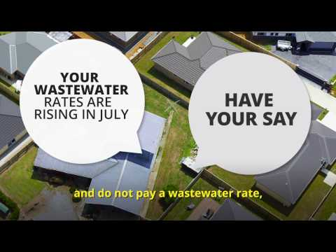 Annual Plan 2017/18 - Wastewater rate rise