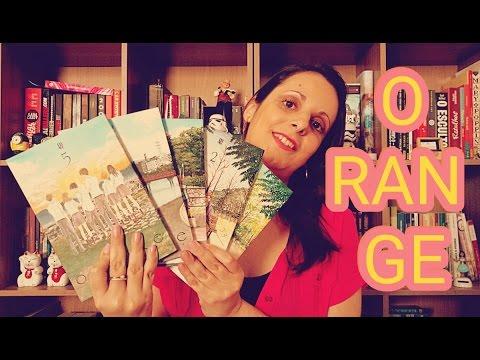 Mangá Orange | Pilha de Leitura