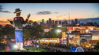 The state fair of Texas 2019