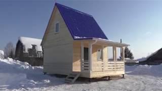 Строительство дачных домов в Кирове Фирма Дачи Вятки тел  25 01 17