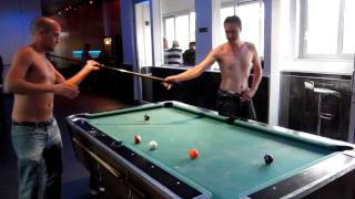 Strip Pool At The Cafe