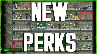Fallout 4 - ALL NEW PERKS - Nuka World Perks Worth It?