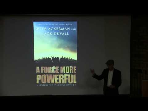 The Power of Nonviolence - Life-Long Learning