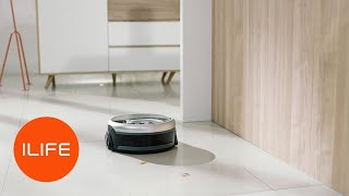 ILIFE W400 - Floor Washing Robot